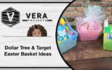 Dollar Tree and Target Easter Basket Ideas